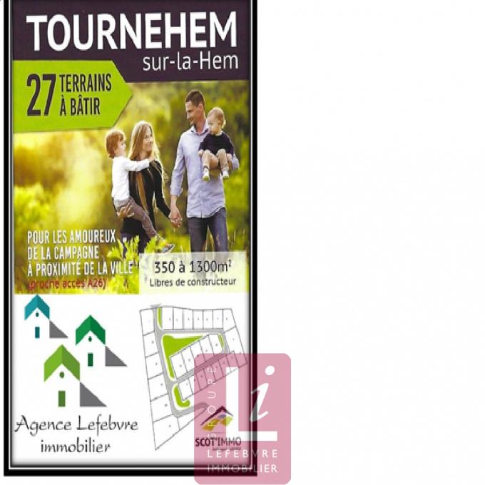 Offres de vente Terrain Tournehem-sur-la-Hem (62890)