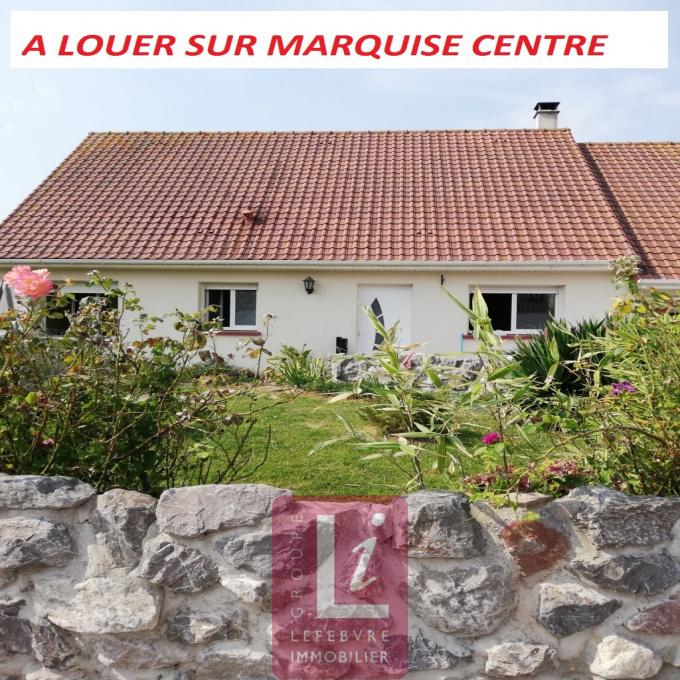 Offres de location Maison Marquise (62250)