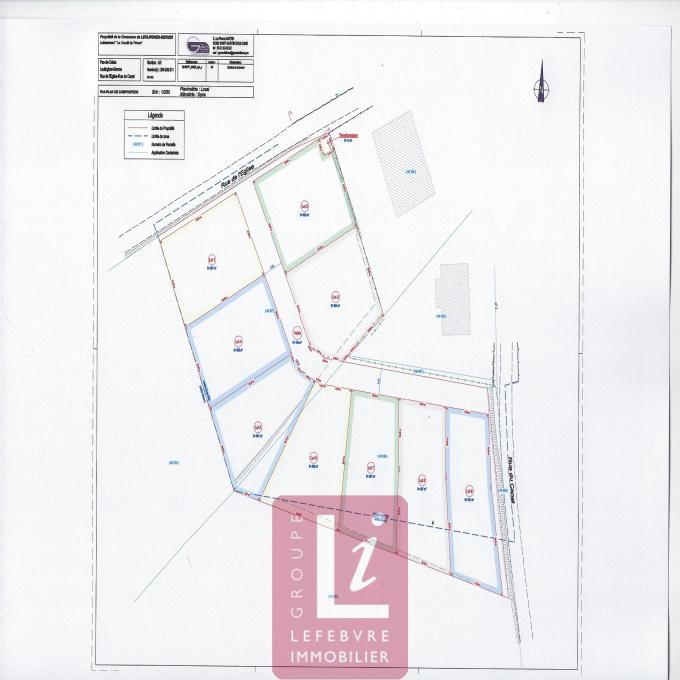 Offres de vente Terrain Leulinghen-Bernes (62250)
