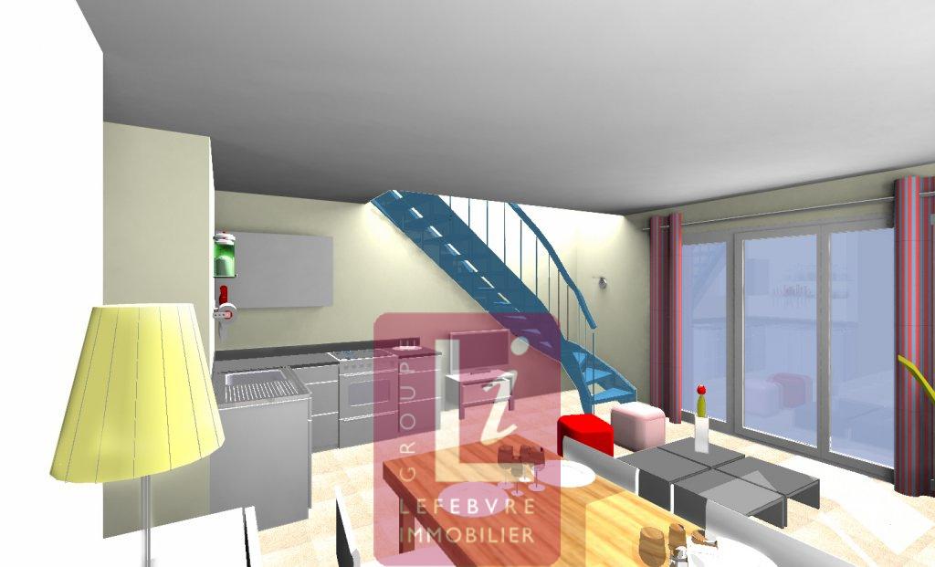 Vente quend plage les pins maison neuve 2 chambres for Prix maison neuve 5 chambres